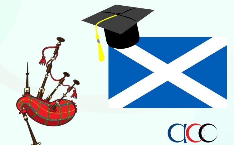 Университети и Образование в Шотландия