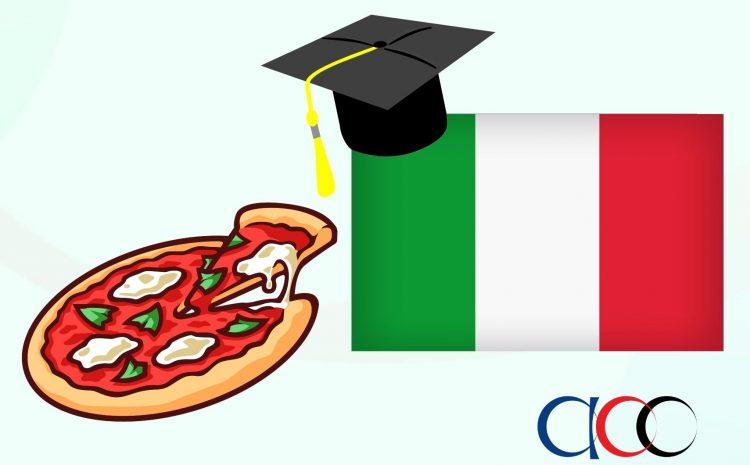 Университети и Образование в Италия